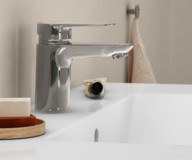 GB41215047 Atlantic washbasin mixer side view.psd